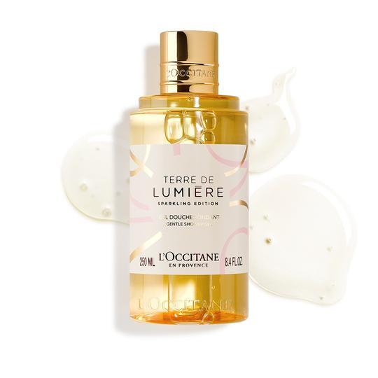 L'occitane Terre de Lumiere Sparkling Gentle Shower Gel - Terre de Lumiere Sparkling Duş Jeli