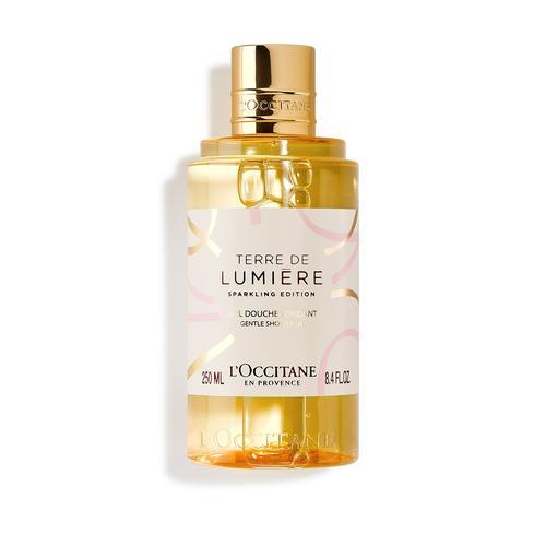 L'occitane Terre de Lumiere Sparkling Duş Jeli - Terre de Lumiere Sparkling Gentle Shower Gel
