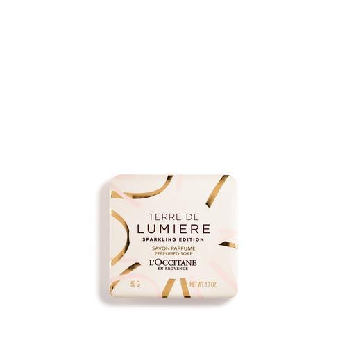 L'occitane Terre de Lumiere Sparkling Perfumed Soap - Terre de Lumiere Sparkling Kokulu Sabun