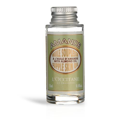 L'occitane Almond Supple Skin Oil - Badem Vücut Yağı