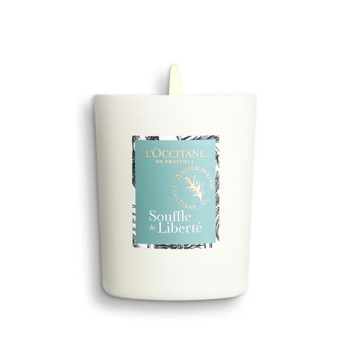 L'occitane Souffle de Liberté Revitalizing Candle - Souffle de Liberte Mum