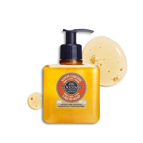 L'occitane Shea Citrus Hand Liquid Soap - Shea Citrus Sıvı Sabun