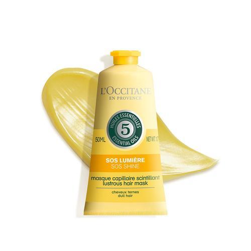 L'occitane Aromakoloji Parlaklık Veren Saç Maskesi - Aromachology Shine Hair Mask