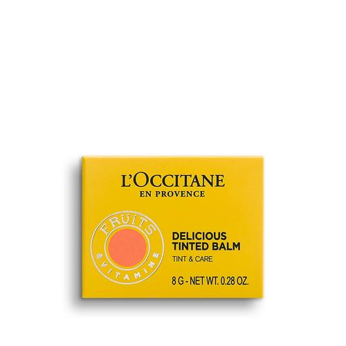 L'occitane Delicious Lip Balm - Dudak Balmı Carrot Frizz