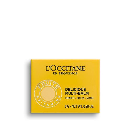 L'occitane Dudak Primer Balm - Delicious Primer Balm