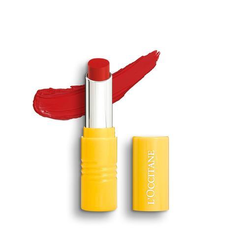 L'occitane Yoğun Meyveli Ruj 04 Pomelo Hot - Intense Fruity Lipstick