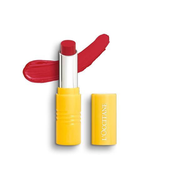 L'occitane Intense Fruity Lipstick - Yoğun Meyveli Ruj 06 Rouge Craquant