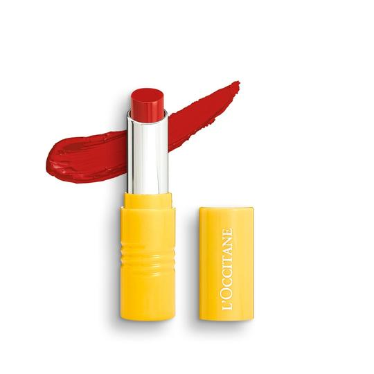 L'occitane Intense Fruity Lipstick - Yoğun Meyveli Ruj 05 Ravie En Rouge
