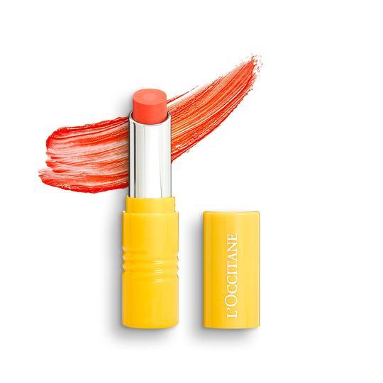 L'occitane Fruity Lipstick - Meyveli Ruj 040 Juice Pomelo