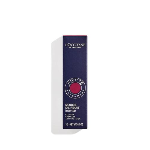 L'occitane Intense Fruity Lipstick - Yoğun Meyveli Ruj 12 Pink Folie