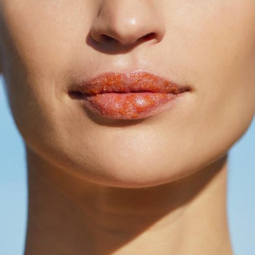 L'occitane Delicious Lip Scrub - Dudak Peelingi Frozen Melon