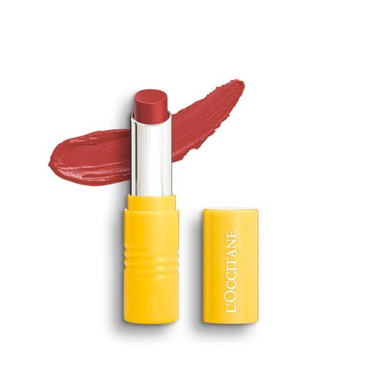 L'occitane Intense Fruity Lipstick - Yoğun Meyveli Ruj 07 Pomelo Kiss