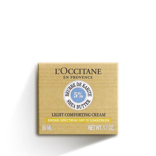 L'occitane Shea Light Face Cream SPF15 - Shea Light Nemlendirici Yüz Kremi SPF15
