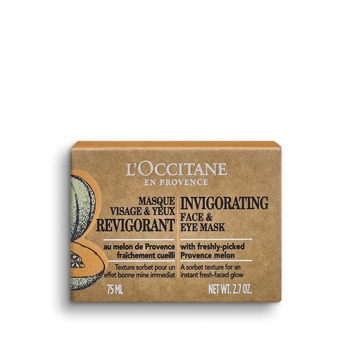 L'occitane Canlandırıcı Yüz & Göz Maskesi - Invigorating Face & Eye Mask