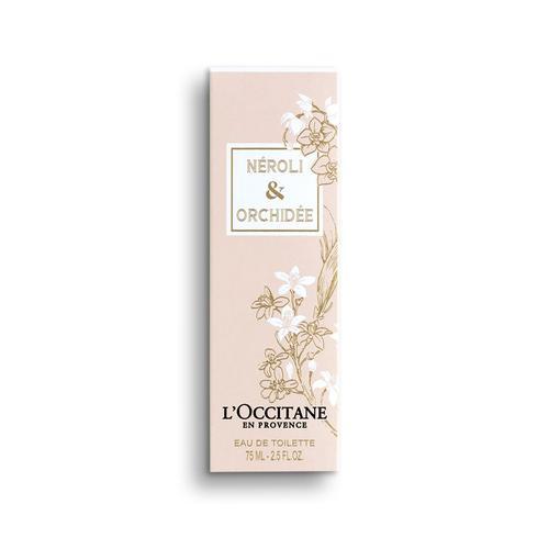 L'occitane Néroli & Orchidée Eau de Toilette - Portakal Çiçeği Orkide Parfüm EDT