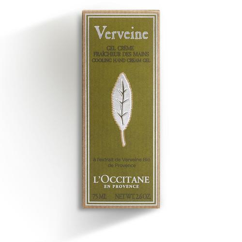 L'occitane Verbena El Kremi - Verbena Cooling Hand Cream Gel