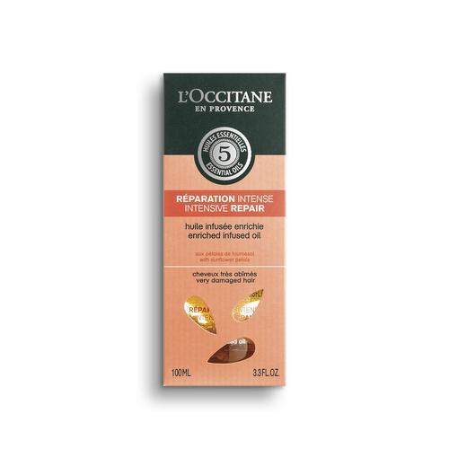 L'occitane Aromakoloji Yoğun Onarıcı Saç Bakım Yağı - Aromachology Intense Repairing Infused Oil