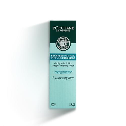L'occitane Aromachology Purifying Freshness Shining Vinegar - Aromakoloji Arındırıcı& Canlandırıcı, Işıltı Veren Saç Bakım Losyonu