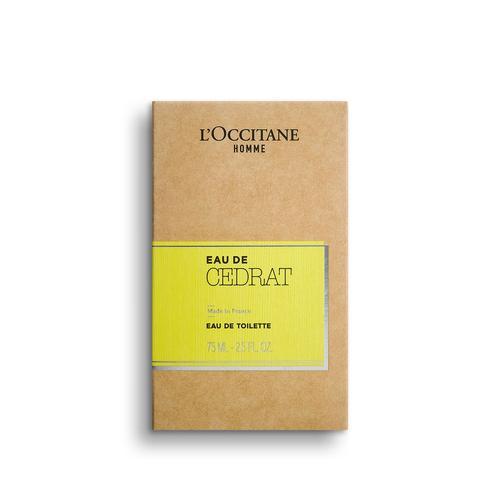 L'occitane Cedrat Parfüm EDT - Cédrat Eau de Toilette