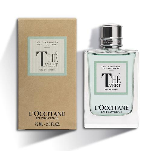 L'occitane Thé Vert Eau de Toilette