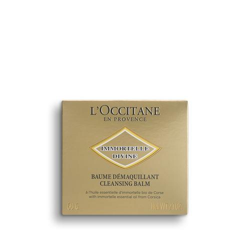 L'occitane Immortelle Divine Cleansing Balm - Temizleyici Balm
