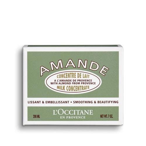 L'occitane Almond Milk Concentrate - Badem Nemlendirici Vücut Kremi