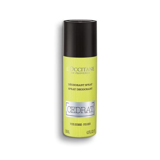 L'occitane Cedrat Sprey Deodorant
