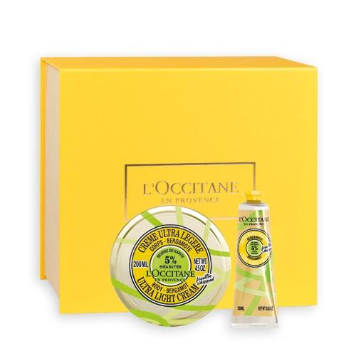 L'occitane Shea Bergamot Yılbaşı Vücut Hediye Seti