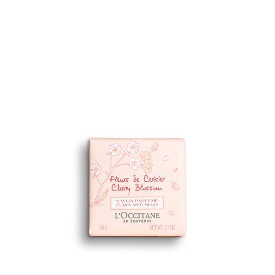 L'occitane Cherry Blossom Soap - Kiraz Çiçeği Sabun