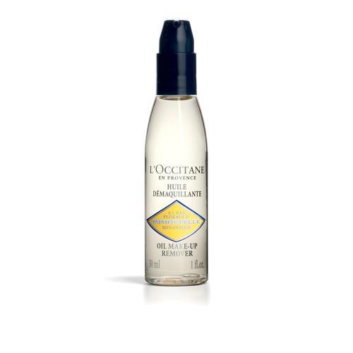 L'occitane Up Remover - Immortelle Oil Make