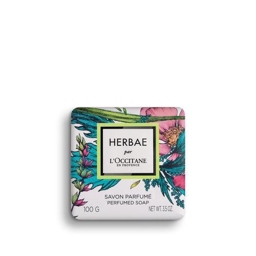 L'occitane Herbae Perfumed Soap - Herbae Sabun