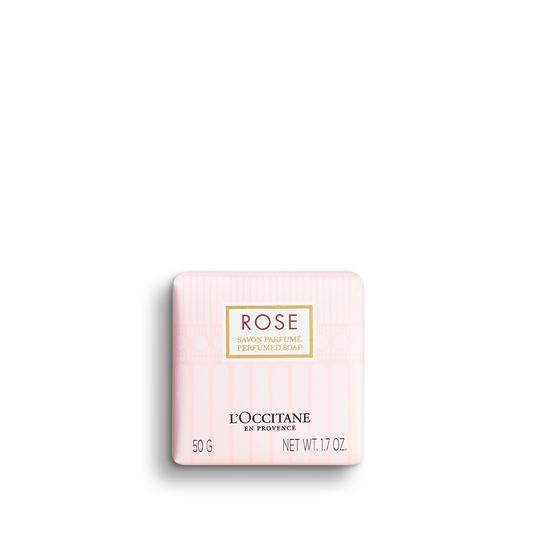 L'occitane Rose Soap - Gül Sabunu
