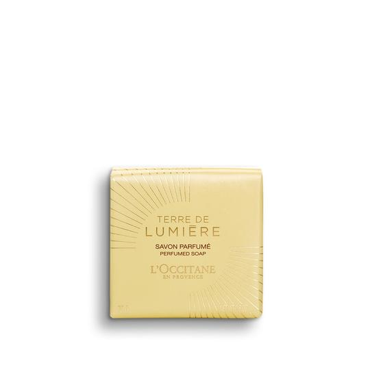 L'occitane Terre de Lumière Perfumed Soap - Terre de Lumière Sabun