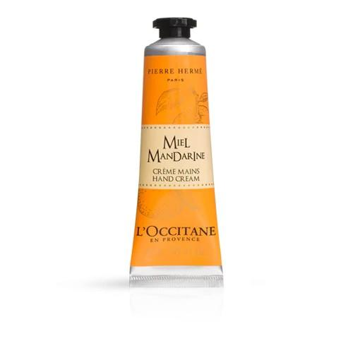 L'occitane Honey Mandarin Hand Cream - Honey Mandarin El Kremi