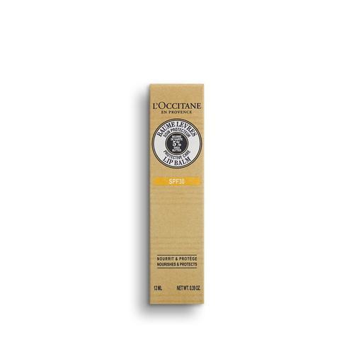 L'occitane Shea Dudak Kremi SPF 30 - Shea Ultra Rich Lip Balm SPF 30