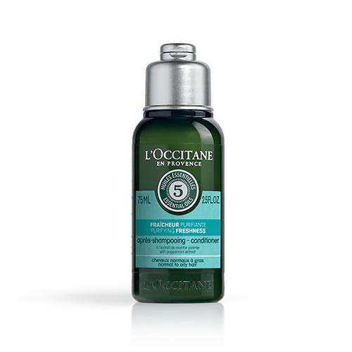 L'occitane Aromachology Purifying Freshness Conditioner - Aromakoloji Canlandırıcı Ferahlatıcı Saç Kremi