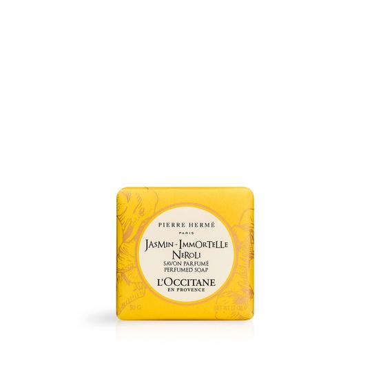 L'occitane Jasmin Immortelle Neroli Perfumed Soap - Jasmin Immortelle Neroli Parfümlü Sabun