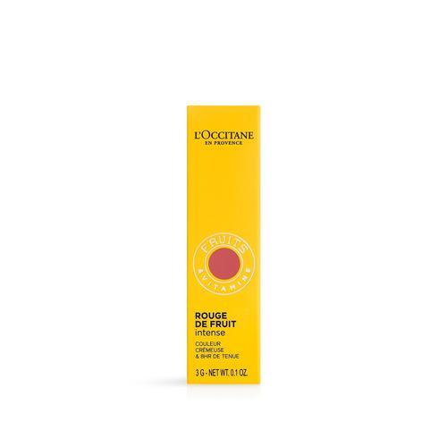 L'occitane Intense Fruity Lipstick - Yoğun Meyveli Ruj 02 Sunset Walk