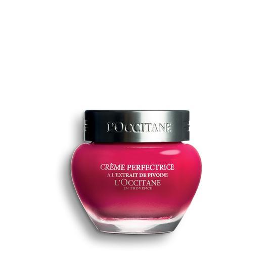 L'occitane Pivoine Perfecting Cream - Peony Şakayık Krem