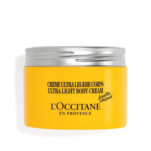 L'occitane Shea Happy Ultra Light Body Cream - Shea Happy İnce Yapılı Vücut Kremi