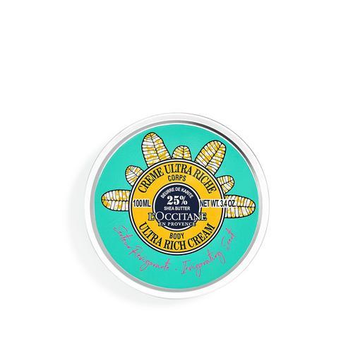 L'occitane Shea Happy Vücut Kremi - Shea Happy Ultra Rich Body Cream