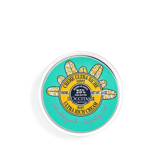 L'occitane Shea Happy Ultra Rich Body Cream - Shea Happy Vücut Kremi