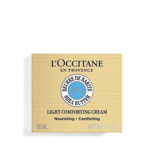 L'occitane Shea Karma Ciltler için Nemlendirici - Shea Light Comforting Cream
