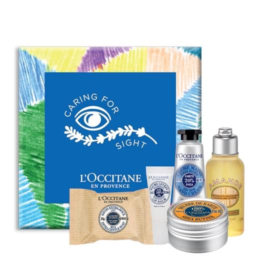 L'occitane Shea Beauty Box