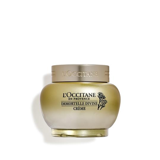 L'occitane Immortelle Divine Cream Limited Edition
