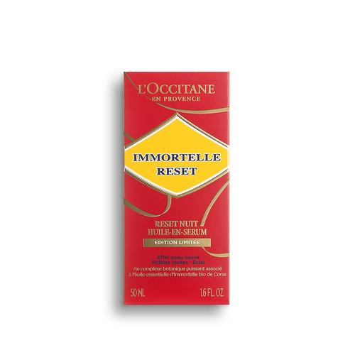 L'occitane Overnight Reset Serum