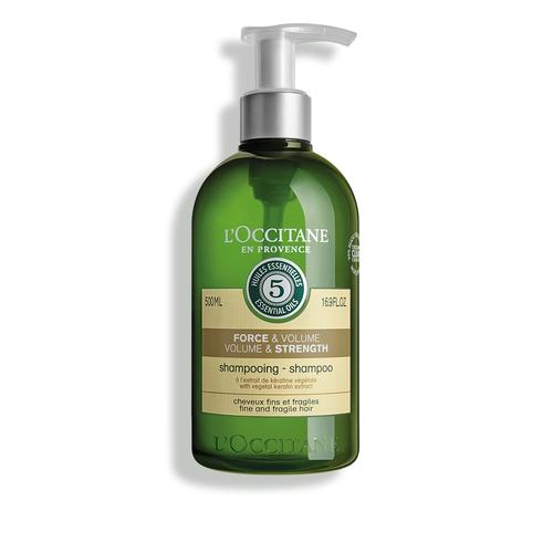 L'occitane Aromachology Volume & Strength Shampoo - Aromakoloji Hacim & Dolgunluk Veren Şampuan