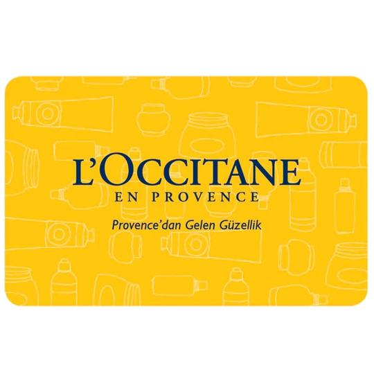 L'occitane Hediye Kartı 150 TL
