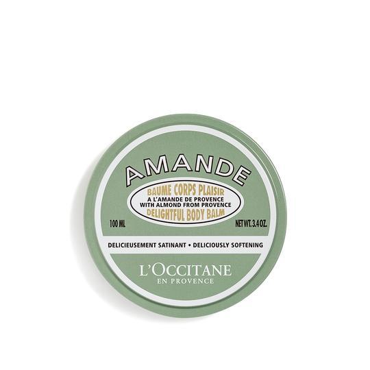 L'occitane Almond Delightful Body Balm - Almond Delightful Vücut Kremi