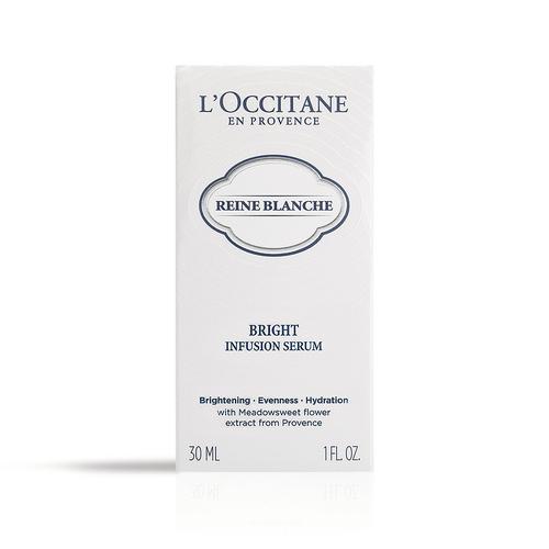 L'occitane Reine Blanche Whitening Serum - Reine Blanche Aydınlatıcı Serum